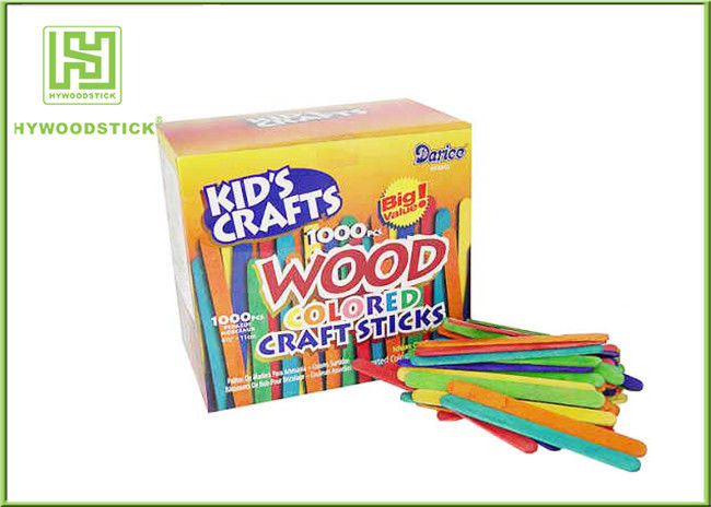Multi - Function Natural Wood Sticks Craft For Intelligence Developing